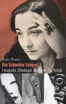 Peter Braun: Ilse Schneider-Lengyel, Buch