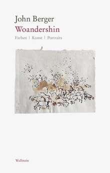 John Berger: Woandershin, Buch