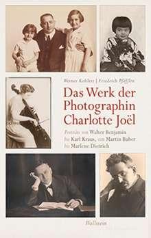 Werner Kohlert: Das Werk der Photographin Charlotte Joël, Buch
