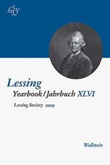 Lessing Yearbook / Jahrbuch XLVI, 2019, Buch