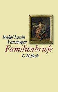 Rahel Levin Varnhagen: Familienbriefe, Buch