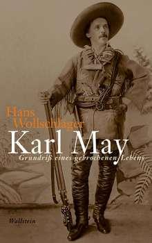 Hans Wollschläger: Karl May, Buch