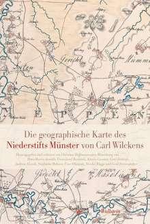 Die geographische Karte des Niederstifts Münster von Carl Wilckens, Buch