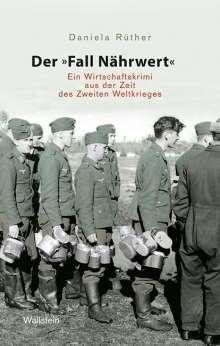 """Daniela Rüther: Der """"Fall Nährwert"""", Buch"""