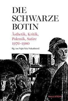Die Schwarze Botin, Buch