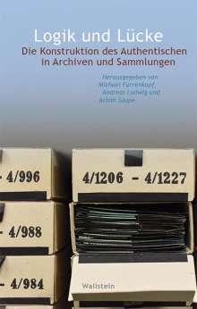 Logik und Lücke, Buch