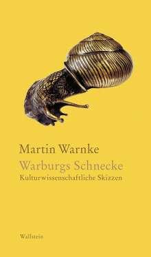 Martin Warnke: Warburgs Schnecke, Buch