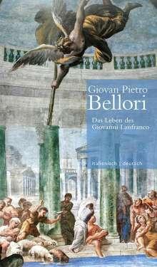 Giovan Pietro Bellori: Das Leben des Giovanni Lanfranco // Vita di Giovanni Lanfranco, Buch