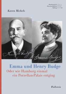 Karen Michels: Emma und Henry Budge, Buch