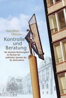 Hans-Peter Ullmann: Kontrolle und Beratung, Buch