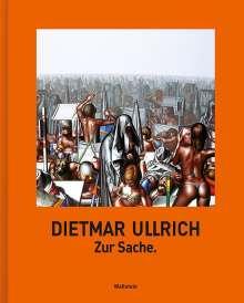 Dietmar Ullrich: Zur Sache., Buch
