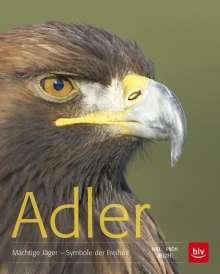 Einhard Bezzel: Adler, Buch