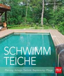 Wolfram Franke: Schwimmteiche, Buch