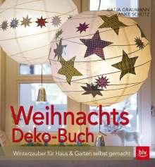 Katja Graumann: Weihnachtsdeko-Buch, Buch