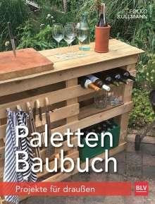 Folko Kullmann: Paletten-Baubuch, Buch