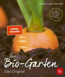 Marie-Luise Kreuter: Der Biogarten, Buch