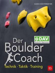 Guido Köstermeyer: Der Boulder-Coach, Buch