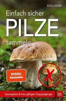 Rita Lüder: Einfach sicher Pilze sammeln, Buch