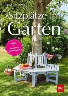 Andrea Christmann: Sitzplätze im Garten, Buch