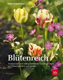 Katrin Lugerbauer: Blütenreich, Buch