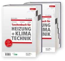 Recknagel - Taschenbuch für Heizung und Klimatechnik 79. Ausgabe 2019/2020 - Basisversion, Buch