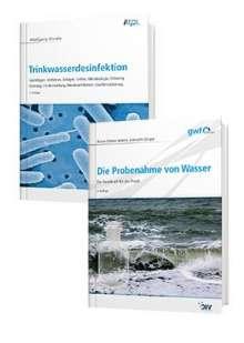Klaus-Dieter Selent: Bundle Trinkwasserhygiene, 2 Bücher