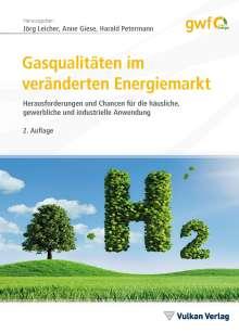 Gasqualitäten im veränderten Energiemarkt, Buch