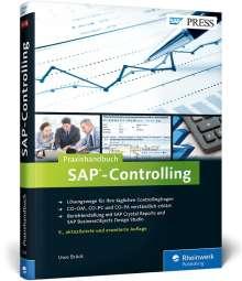 Uwe Brück: Praxishandbuch SAP-Controlling, Buch