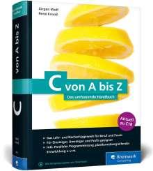 Jürgen Wolf: C von A bis Z, Buch