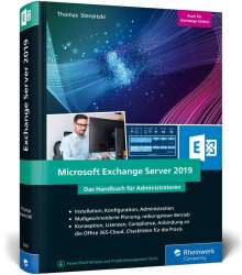 Thomas Stensitzki: Microsoft Exchange Server 2019, Buch