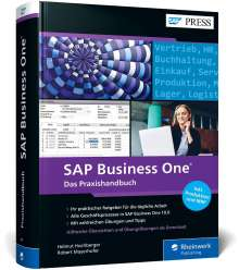 Helmut Hochberger: SAP Business One, Buch
