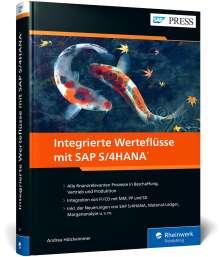 Andrea Hölzlwimmer: Integrierte Werteflüsse mit SAP S/4HANA, Buch