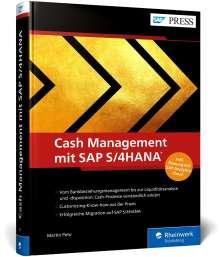 Martin Peto: Cash Management mit SAP S/4HANA, Buch
