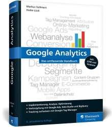 Markus Vollmert: Google Analytics, Buch