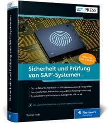 Thomas Tiede: Sicherheit und Prüfung von SAP-Systemen, Buch