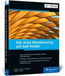 Eckhard Schulze: SQL Data Warehousing mit SAP HANA, Buch