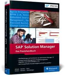 René Allissat: SAP Solution Manager, Buch