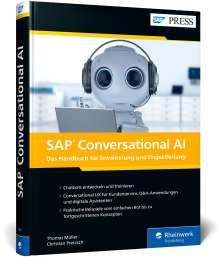 Thomas Müller: SAP Conversational AI, Buch