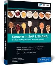 Stephanie Henseler: Steuern in SAP S/4HANA, Buch