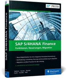 Janet Salmon: SAP S/4HANA Finance, Buch