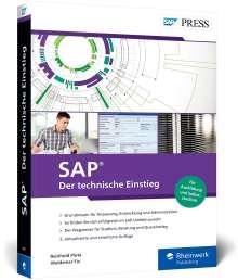 Waldemar Fix: SAP - Der technische Einstieg, Buch