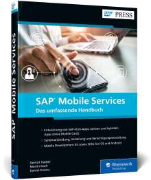 Gernot Haider: SAP Mobile Services, Buch