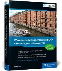 André Käber: Warehouse Management mit SAP, Buch