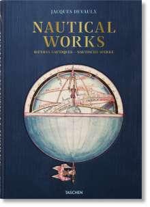 Elisabeth Hébert: Jacques Devaulx. Nautical Works, Buch