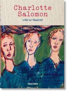 Judith C. E. Belinfante: Charlotte Salomon. Leben? oder Theater?, Buch