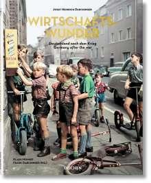 Klaus Honnef: Josef Heinrich Darchinger. Wirtschaftswunder, Buch