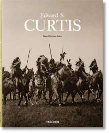Hans Christian Adam: Edward S. Curtis, Buch