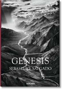 Lélia Wanick Salgado: Sebastiao Salgado. Genesis, Buch