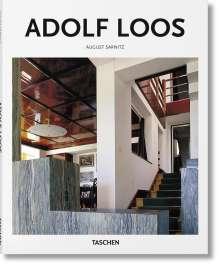 August Sarnitz: Adolf Loos, Buch