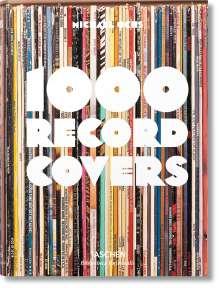 Michael Ochs: 1000 Record Covers, Buch